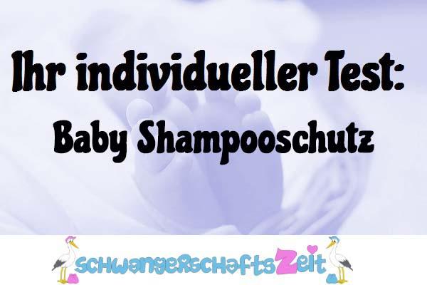 Baby Shampooschutz