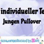 Ihr Test: Jungen Pullover