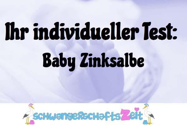 Baby Zinksalbe