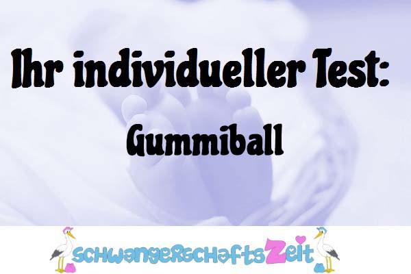 Gummiball