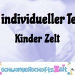 Ihr Test: Kinder Zelt