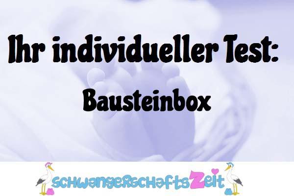 Bausteinbox