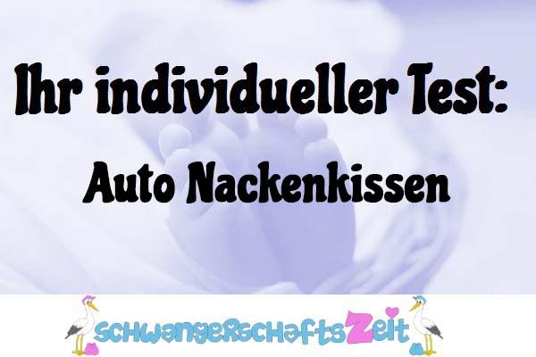 Auto Nackenkissen