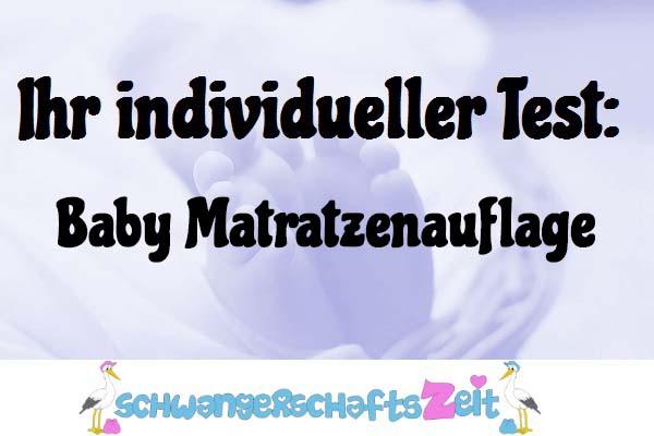 Baby Matratzenauflage