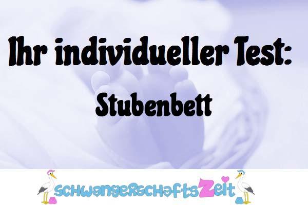 Stubenbett