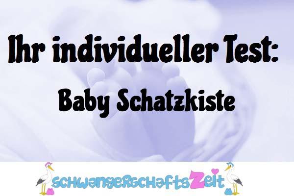 Baby Schatzkiste