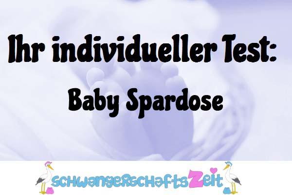 Baby Spardose
