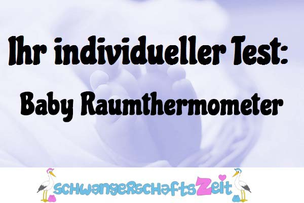 Baby Raumthermometer
