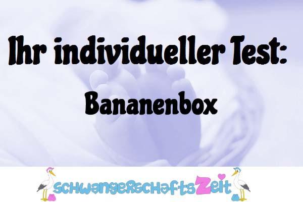 Bananenbox
