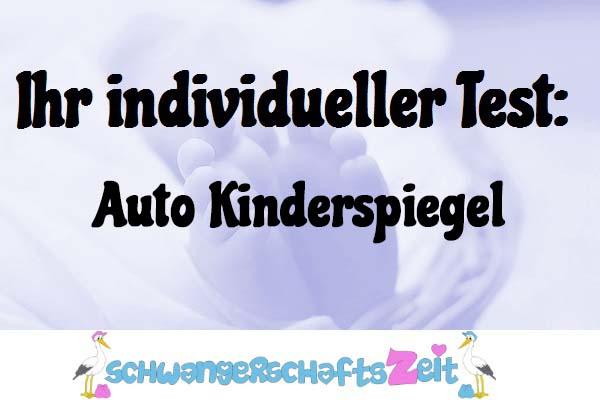 Auto Kinderspiegel
