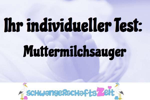 Muttermilchsauger