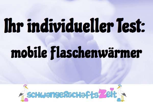 mobile Flaschenwärmer