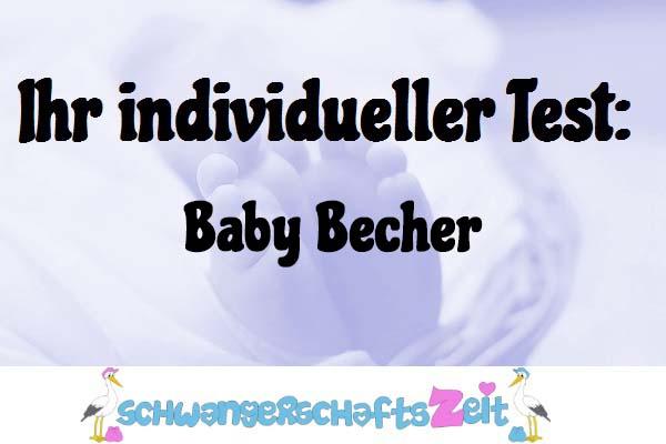 Baby Becher