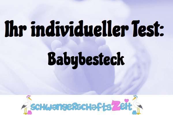 Babybesteck