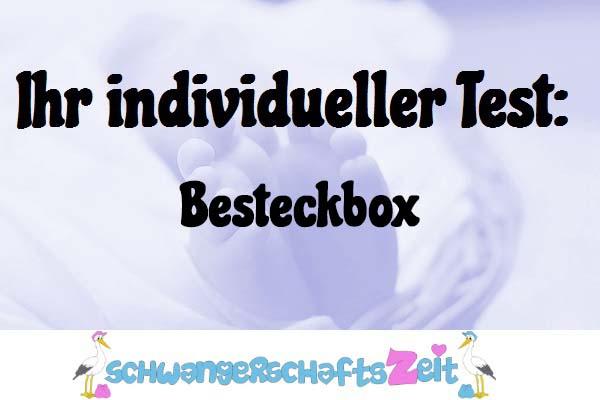 Besteckbox