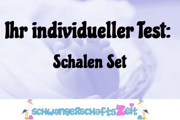 Schalen Set