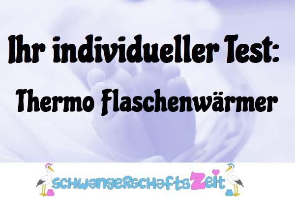 Thermo Flaschenwärmer