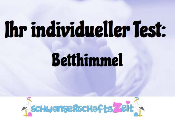 Betthimmel