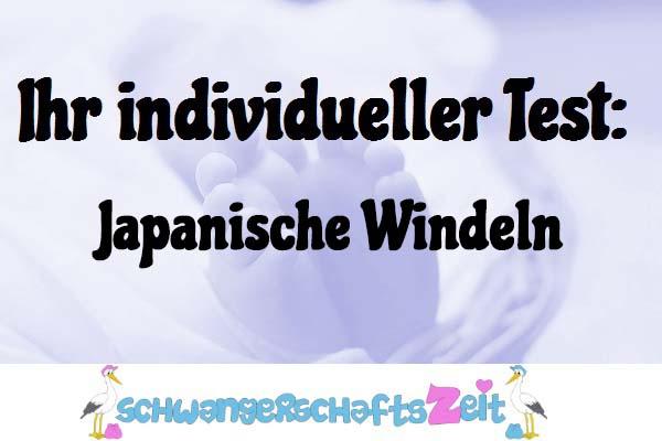 Japanische Windeln