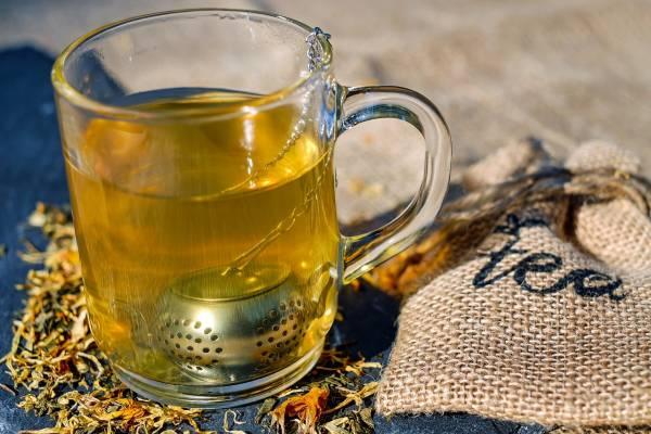 Krank in der Schwangerschaft Tee