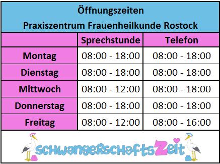 Kinderwunschzentrum Rostock Frauenheilkunde Rostock Öffnungszeiten